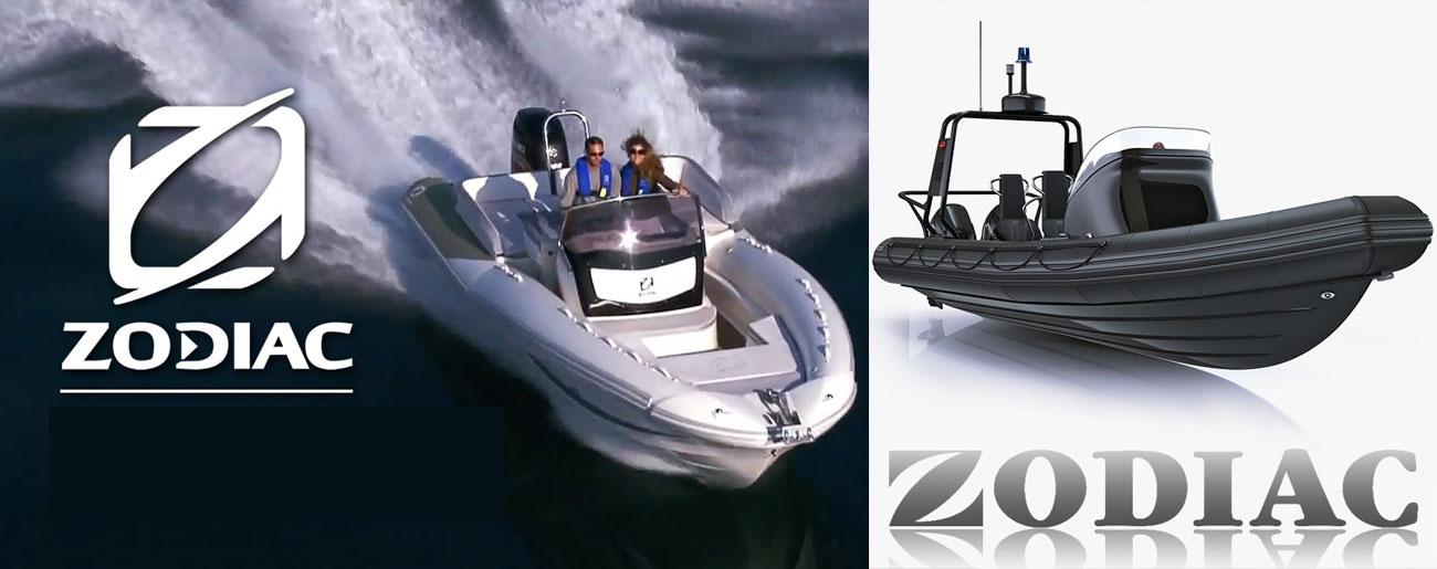 zodiac φουσκωτά σκάφη